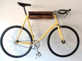 fietsopbergsysteem: de fietsplank