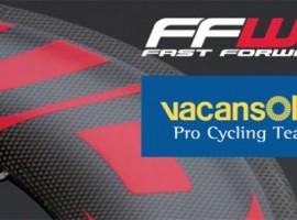 FFWD wielen voor Vacansoleil