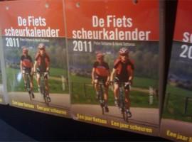 En dan ook de Fiets Scheurkalender 2011