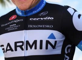 Nieuw Garmin Cervelo shirt 2011