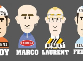 Leuke T-shirts van Rouleur
