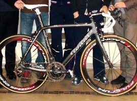 Wilier Cento 1 SLR voor team Lampre