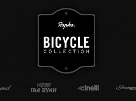 Geweldig: Rapha komt met fiets collectie!