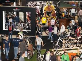 Bekende bezoekers op de Bikemotion fietsbeurs 2011