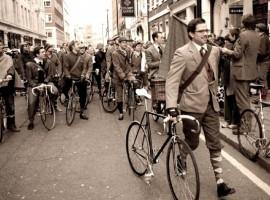 London Tweed Run 2011, inschrijven 26 februari