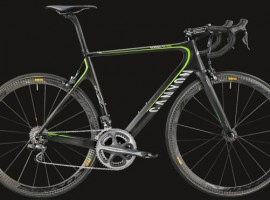 Canyon Aeroad CF wint IF Gold Award