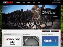 Nieuwe website voor FFWD wielen