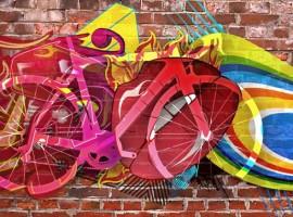 Design wedstrijd voor creatievelingen door Neil Pryde