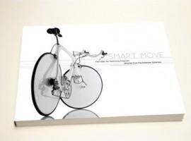 Collectie design racefietsen in boekvorm
