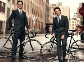 Bianchi en kledingmerk Strellson, win een fiets en pak