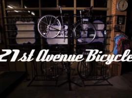 Een fiets in elkaar zetten in drie minuten