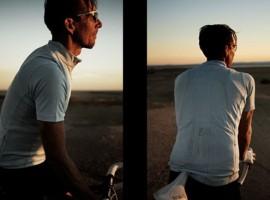 Hard fietsen in warm weer met het nieuwe Rapha shirt