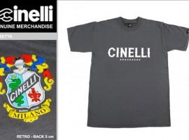Het is weer tshirt weer; Cinelli Gazetta