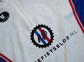 Redactie in Racefietsblog wielerkleding, sneak-preview