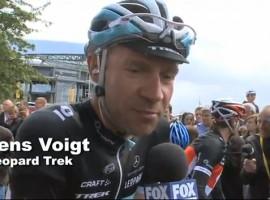 Jens Voigt snurkt, maar niet volgens zijn vrouw