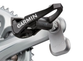 Garmin komt in 2012 met een pedaal krachtmeter; de Vector