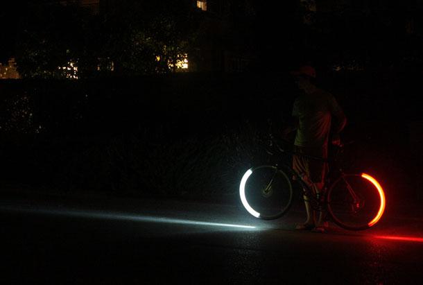 Uber-coole-fietsverlichting door Revolights – Racefietsblog.nl