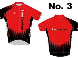 Winnaar Iamsterdam wielershirt verkiezing bekend!
