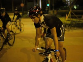 Beelden van de Double O Crit in Hong Kong