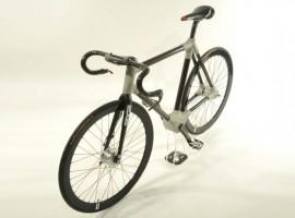 Techniek en schijnbare eenvoud in de Alpha Bike