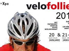 Eerste fietsbeurs in 2012, VeloFollies in Kortrijk
