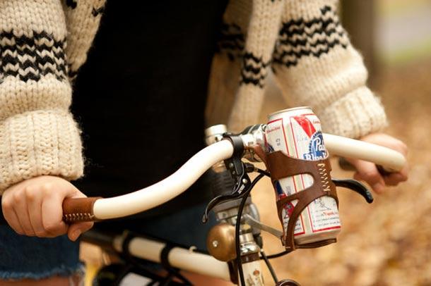Lekker biertje voor onderweg op de fiets…