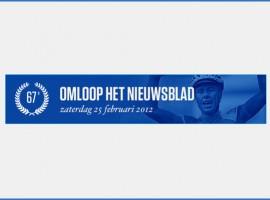 Omloop Het Nieuwsblad 2012 live op tv
