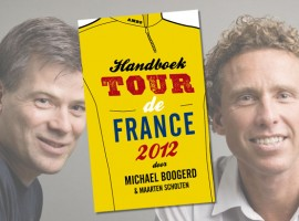 Handboek Tour de France 2012 – Michael Boogerd