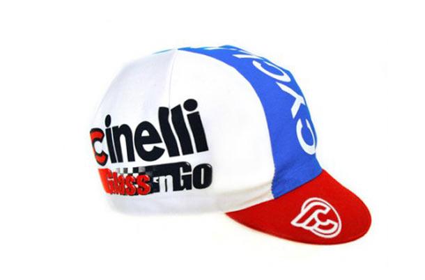 Meer petjes / caps… van Cinelli 2012
