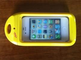 De Aryca waterdichte iPhone beschermer