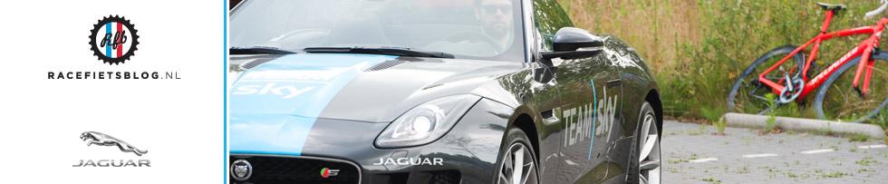 Jaguar Racefietsblog