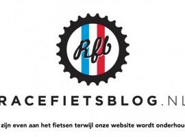 Vernieuwde website voor Racefietsblog.nl