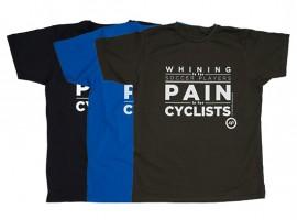 Pain is for Cyclists – T-shirt van Racefietsblog