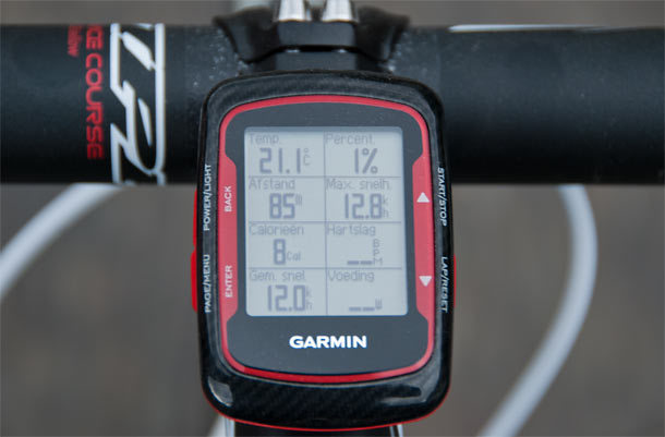garmin fietscomputer