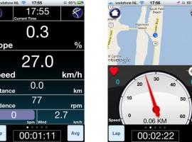 Racefietsblog test: de iBike Dash maakt van je iPhone een fietscomputer