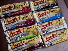 Racefietsblog test: Smaken verschillen maar welke PowerBar is de lekkerste?
