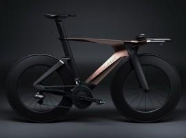 Peugeot Concept Onyx tijdrit- of triatlonfiets – super strak of wat?!