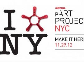 Veiling van oude SRAM onderdelen in New York, Kunstig hoor!
