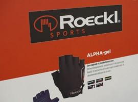 Zere handen bestrijden met de Roeckl Alpha Gel wielrenhandschoenen