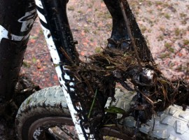 Cyclocross Dagboek: Dag 5 – een regen-, sneeuw- en hageltraining
