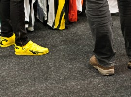 Laat je collega's zien dat je een wielrenner bent: Mavic Podium sneakers