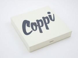 Prachtig handgebonden boek over Coppi