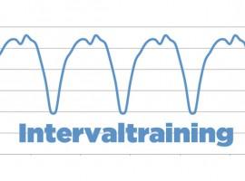 Hoe werkt een intervaltraining?