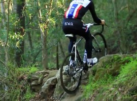 Leuke video van het hoofdkantoor van Easton, cyclocross Disc Crazy