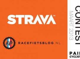 Racefietsblog's Strava contest – maart 2013!