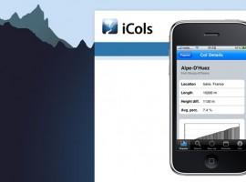 Racefietsblog test: iCols app