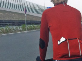 Racefietsblog test: Cafe du Cycliste Yolande wielershirt