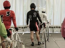 Keirin; baanwielrennen op zijn Japans