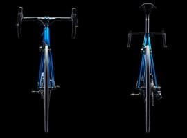 De nieuwe Vandeyk Machine for Riding racefiets
