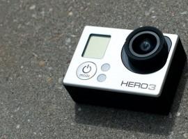 Racefietsblog test: GoPro Hero 3 Silver videocamera